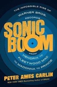 bokomslag Sonic Boom
