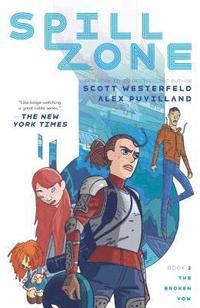 bokomslag Spill Zone Book 2