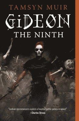 bokomslag Gideon the Ninth