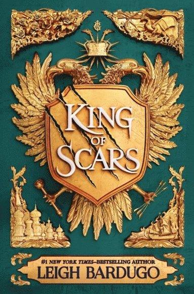 bokomslag King Of Scars