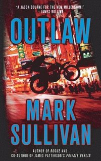 bokomslag Outlaw: A Robin Monarch Novel
