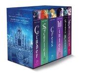 bokomslag The Lunar Chronicles Boxed Set: Cinder, Scarlet, Cress, Fairest, Stars Above, Winter