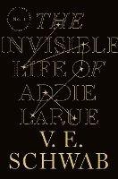 bokomslag Invisible Life Of Addie Larue