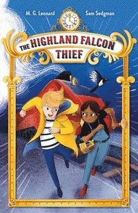 bokomslag The Highland Falcon Thief: Adventures on Trains #1