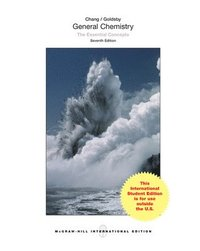 bokomslag General Chemistry: The Essential Concepts