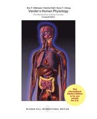 bokomslag Vander's Human Physiology
