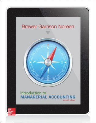bokomslag Introduction to Managerial Accounting