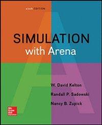 bokomslag Simulation with Arena (Int'l Ed)