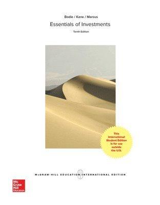 bokomslag Essentials of investments