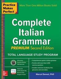 bokomslag Practice makes perfect: complete italian grammar, premium second edition