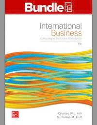 bokomslag Gen Combo LL International Business; Connect 1s Access Card
