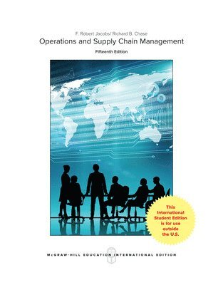 bokomslag Operations and supply chain management