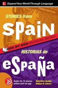 bokomslag Stories from spain/historias de espana