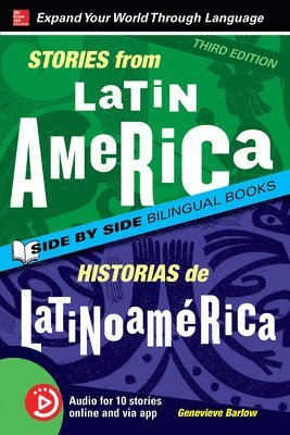 bokomslag Stories from latin america/historias de latinoamerica