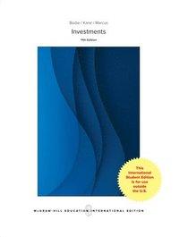 bokomslag Investments