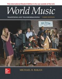 bokomslag ISE World Music: Traditions and Transformations