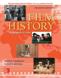 bokomslag Film History: An Introduction