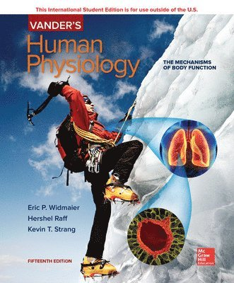 ISE Vander's Human Physiology 1