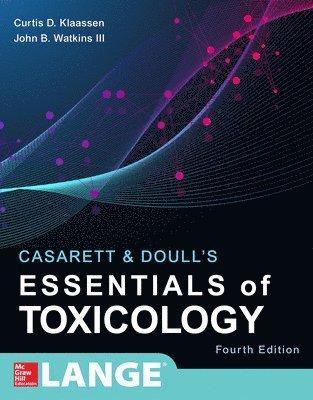 bokomslag Casarett & Doull's Essentials of Toxicology, Fourth Edition