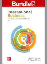 bokomslag Gen Combo Looseleaf International Business; Bsg Glo-Bus Access Card