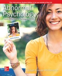 bokomslag ISE Abnormal Psychology: Clinical Perspectives on Psychological Disorders