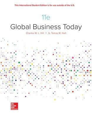 bokomslag Global Business Today
