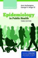 bokomslag Essentials Of Epidemiology In Public Health