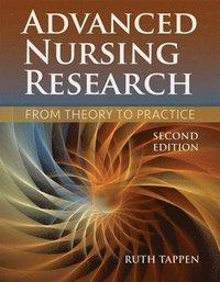 bokomslag Advanced Nursing Research