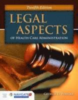bokomslag Legal Aspects Of Health Care Administration