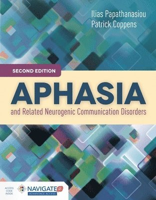 bokomslag Aphasia And Related Neurogenic Communication Disorders
