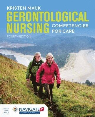 bokomslag Gerontological Nursing Competencies For Care