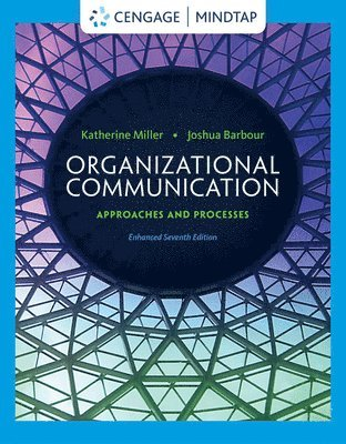bokomslag Organizational Communication: Approaches and Processes