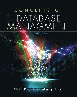 bokomslag Concepts of Database Management