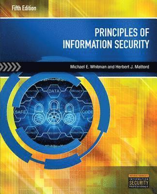 bokomslag Principles of Information Security