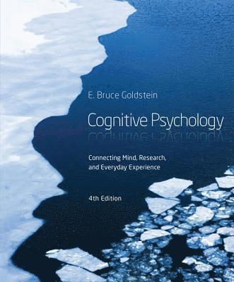bokomslag Cognitive Psychology: Connecting Mind, Research and Everyday Experience
