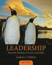 bokomslag Leadership: Research Findings, Practice, and Skills