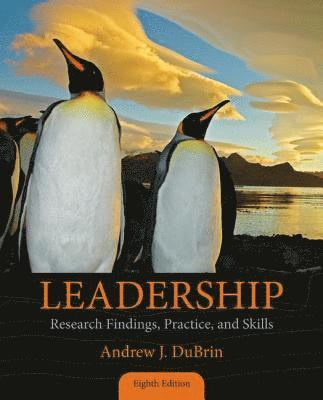 bokomslag Leadership: Research Findings, Practice, and Skills