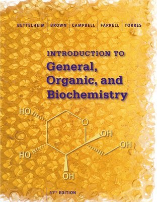 bokomslag Introduction to General, Organic and Biochemistry