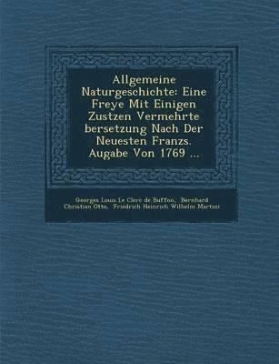 bokomslag Allgemeine Naturgeschichte
