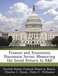 bokomslag Finance and Economics Discussion Series