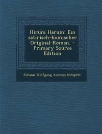 bokomslag Hirum Harum