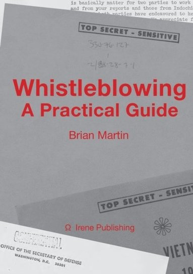 bokomslag Whistleblowing: A Practical Guide