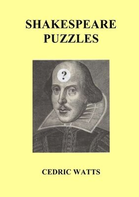 bokomslag Shakespeare Puzzles