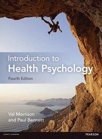 bokomslag Introduction to Health Psychology