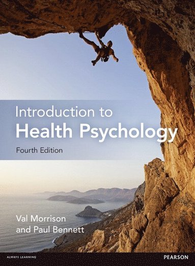 bokomslag Introduction to Health Psychology