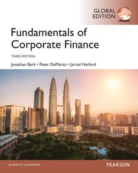 bokomslag Fundamentals of Corporate Finance, Global Edition