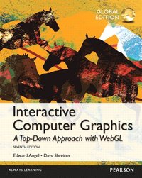 bokomslag Interactive computer graphics with webgl: global edition