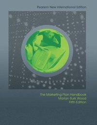 bokomslag Marketing plan handbook: pearson new international edition