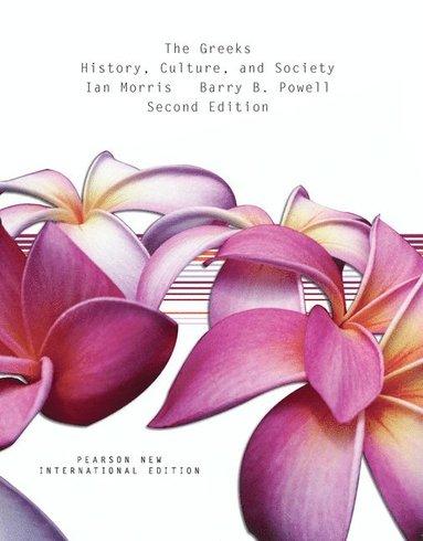 bokomslag Greeks, The: Pearson New International Edition