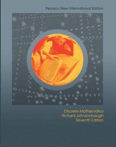 bokomslag Discrete mathematics: pearson new international edition